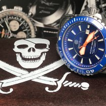 Deep Blue 46mm Automatic pre-owned Blue