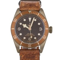 Tudor Black Bay Bronze Bronze 43mm Brown Arabic numerals United States of America, Maryland, Towson, MD