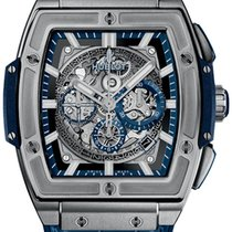 Hublot Spirit of Big Bang Titanio 44,00mm Transparente