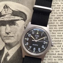 CWC G10 0552 British Royal Navy Issued Military Watch 1987 ...