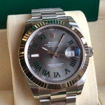 Rolex Datejust 41 Slate Wimbledon
