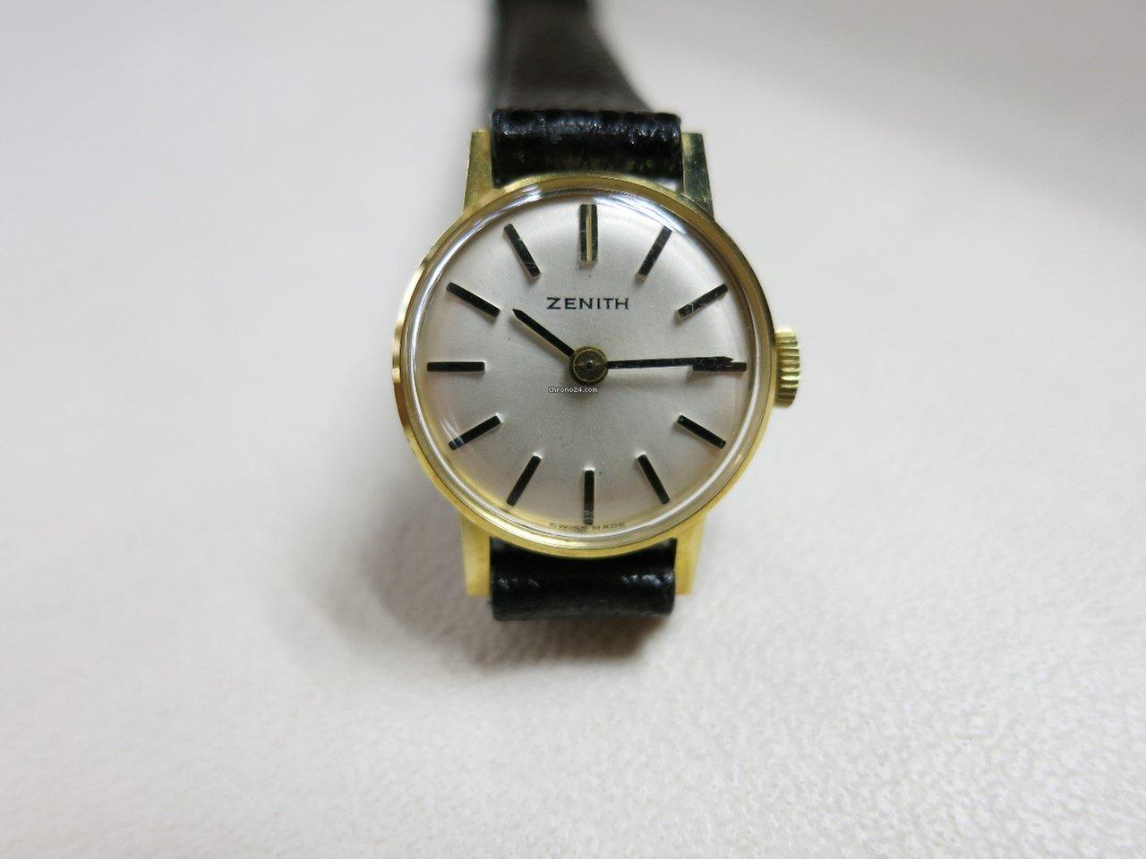 Prezzi degli orologi Zenith da donna  6e8b3dcd30