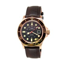 Glycine Bronze Automatic Brown No numerals 42mm new Combat SUB