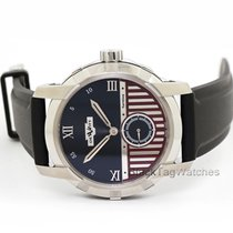 Dewitt Steel 42mm Automatic FTV.PTS.001.RPB new