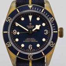 Tudor Black Bay Bronze neu 2017 Automatik Uhr mit Original-Box und Original-Papieren 79250BB