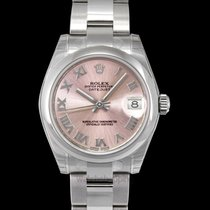 Rolex Lady-Datejust Steel 31mm Pink United States of America, California, San Mateo