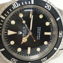 Rolex Submariner (No Date) Meters First Version