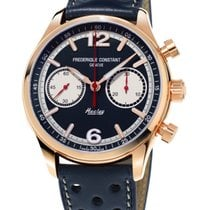 Frederique Constant FC-397HN5B4 Steel Vintage Rally new