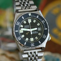 Doxa Steel 39mm Automatic 4653 pre-owned