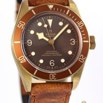 Tudor Black Bay Bronze Bronze 43mm Brun Arabes France, Cannes