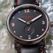 Rainer Brand 36mm Automatic 2005 new Black
