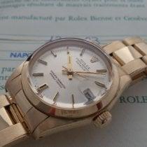 Rolex Datejust Žluté zlato 31mm Bez čísel