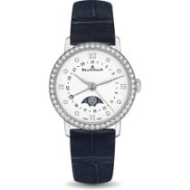 Blancpain Villeret Steel 29.2mm White Roman numerals United States of America, New York, NYC