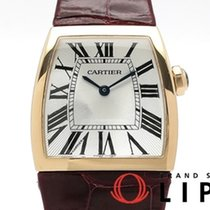 Cartier La Dona de Cartier Oro rosado 8mm Plata