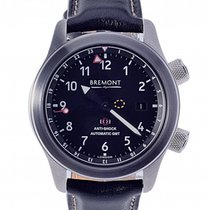 Bremont Steel 43mm Automatic MB111/BZ pre-owned