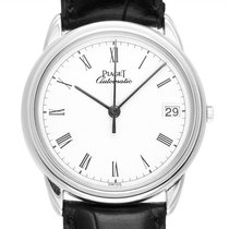 Piaget White gold 33mm Automatic 15988 pre-owned