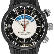 Maurice Lacroix Carbon Automatic White 45mm new Pontos