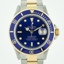 Rolex Submariner Date Gold/Steel 40mm Purple No numerals United States of America, California, Pleasant Hill