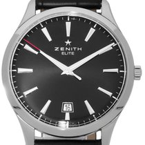 Zenith Steel 40mm Automatic 03.2020.670/21.C493 pre-owned