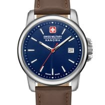 Swiss Military Hanowa Swiss Soldier Prime Acero 39mm Gris