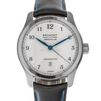 Bremont Steel 43mm Automatic AC1 pre-owned United States of America, Maryland, Baltimore, MD