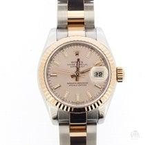 Rolex Lady-Datejust 179171 Foarte bună Aur/Otel 26mm Atomat