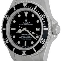 Rolex 16600 Steel Sea-Dweller 4000 40mm pre-owned United States of America, Texas, Dallas