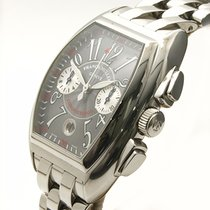 Franck Muller Steel 34mm Automatic 8005CC pre-owned