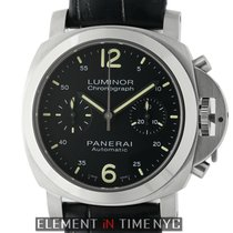 Panerai Luminor Collection Luminor Chronograph 40mm Stainless...