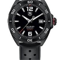 TAG Heuer Formula 1 Calibre 5 WAZ2115.FT8023 - Tag Heuer F.1 Full Black Edition 41mm 2015 new