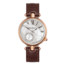 Moritz Grossmann TEFNUT Twist Fancy, pink gold