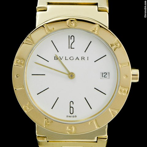 ... Montre au poignet Bulgari Montre Bulgari B.Zero1 ... 876c0133c4c