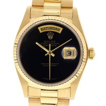 Rolex Oyster Perpetual Day-Date 18K YG 18038