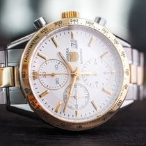 TAG Heuer Carrera Cal.16 Automatic Steel/18k Gold