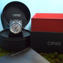 Oris Darryl O'Young Chrono, UNGETRAGEN, Limited Edition, B&P