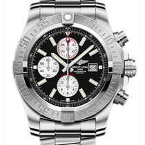 Breitling Super Avenger II new 2019 Automatic Watch with original box and original papers A1337111/BC29/168A
