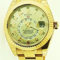 Rolex Sky-Dweller Rose gold 42mm Brown United States of America, New York, New York