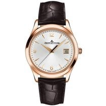 Jaeger-LeCoultre Master Control Date Rose gold 39mm Silver Arabic numerals United States of America, Florida, Miami