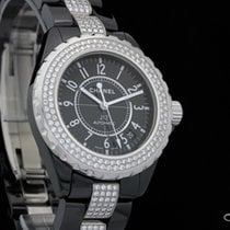 Chanel Ceramic 38mm Automatic H1339 J12 pre-owned