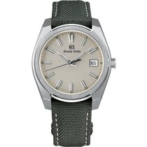 brand new 8ced4 7053c Seiko Grand Seiko Quartz Stainless Steel Watch STGF267 for ...