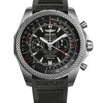 Breitling Bentley Supersports Titan 49mm Schwarz