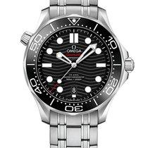Omega Seamaster Diver 300 M 210.30.42.20.01.001 2020 neu