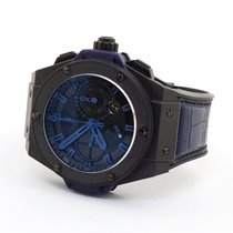 Hublot Ceramic Automatic 48mm pre-owned King Power