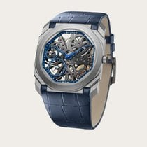 Bulgari new Automatic Titanium