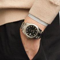 Rolex Datejust Goud/Staal 41mm Zwart Nederland, Amsterdam