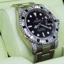 Rolex 116719 White gold 2010 GMT-Master II 40mm pre-owned United States of America, Florida, Boca Raton