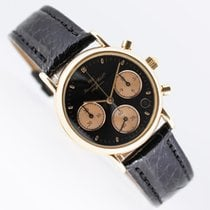 IWC Damenuhr Portofino Chronograph 29mm Quarz gebraucht Uhr mit Original-Box