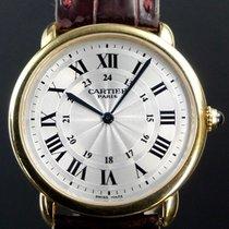 Cartier Ronde Louis Cartier Or jaune 34mm Argent Romain France, Aix en Provence