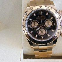 Rolex 116505 Rose gold Daytona 40mm pre-owned