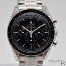 Omega Speedmaster Professional Moonwatch Acciaio 42mm Nero Senza numeri Italia, Trento